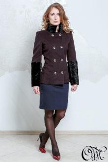 Пальто Женское «Шанель-1»